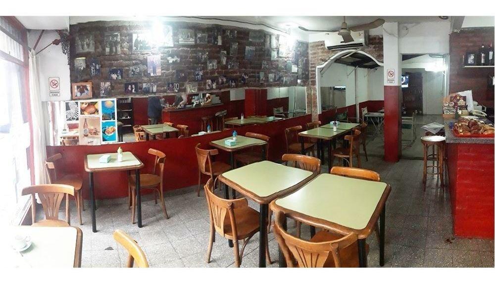 local de 82m2 c/habilitación gastronómica