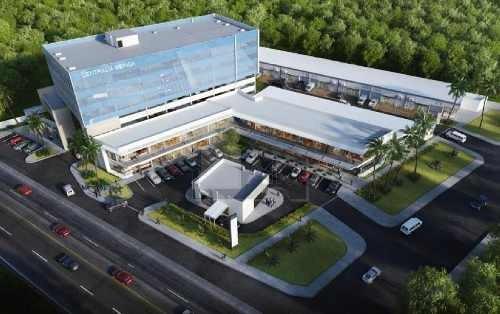 local de 83 m2, en lujoso nuevo edificio, cerca del aeropuerto