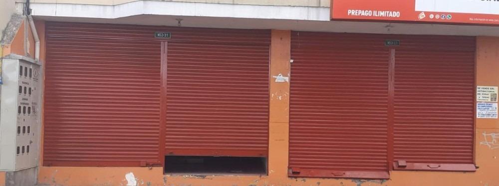 local de oportunidad ideal para micromercado, bodega, fruter
