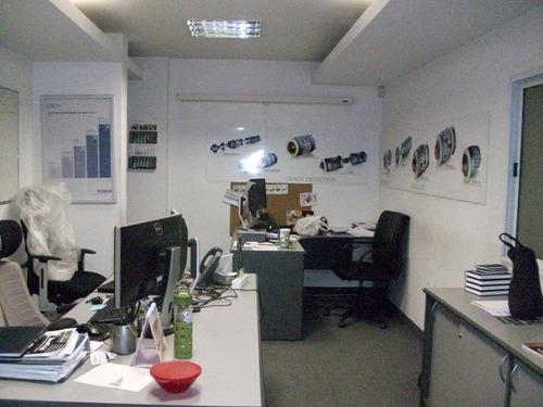 local - deposito con oficinas villa adelina en alquiler