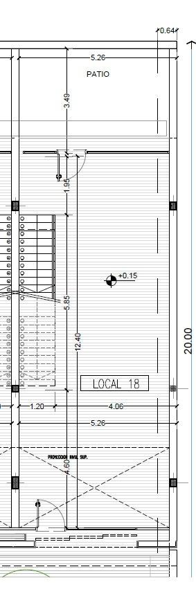 local en alquiler | avda.31 e/505y507 ( bloque c- local 18)