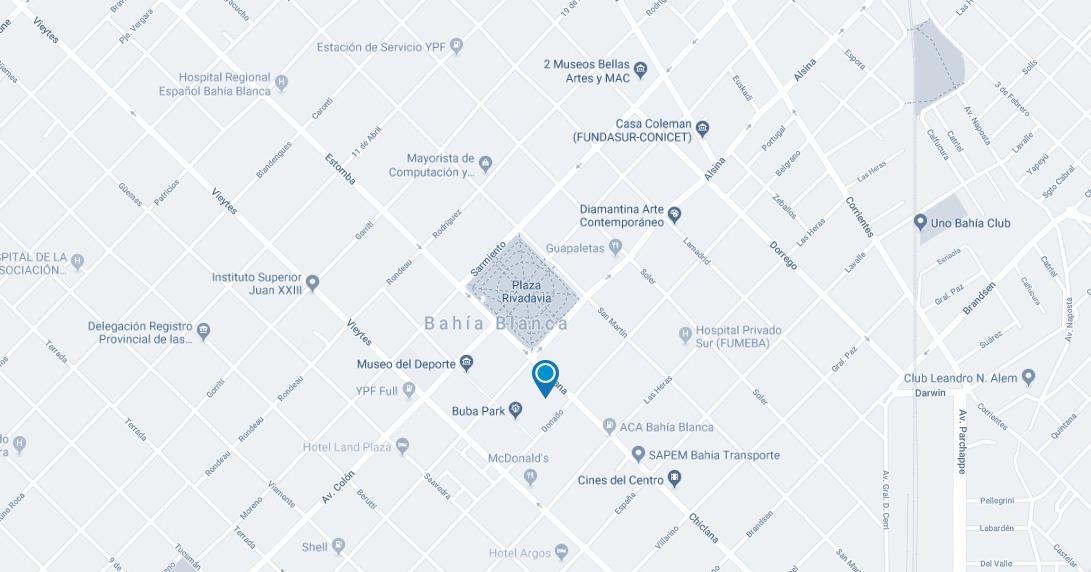 local en alquiler, chiclana 179, bahía blanca, 600 m²