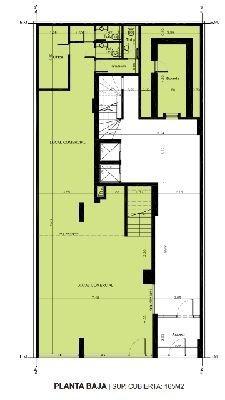 local en alquiler de 325 m2 cubiertos a estrenar - av.  colon e independencia