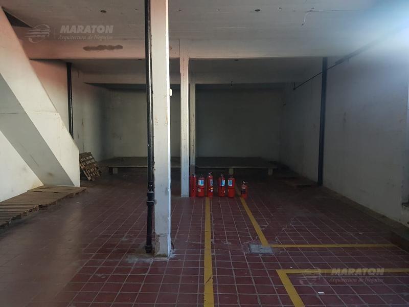 local en alquiler en block con playa de estacionamiento en villa devoto