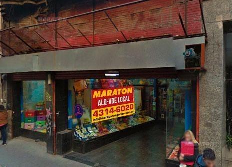 local en alquiler  en microcentro - excelente ubicación comercial