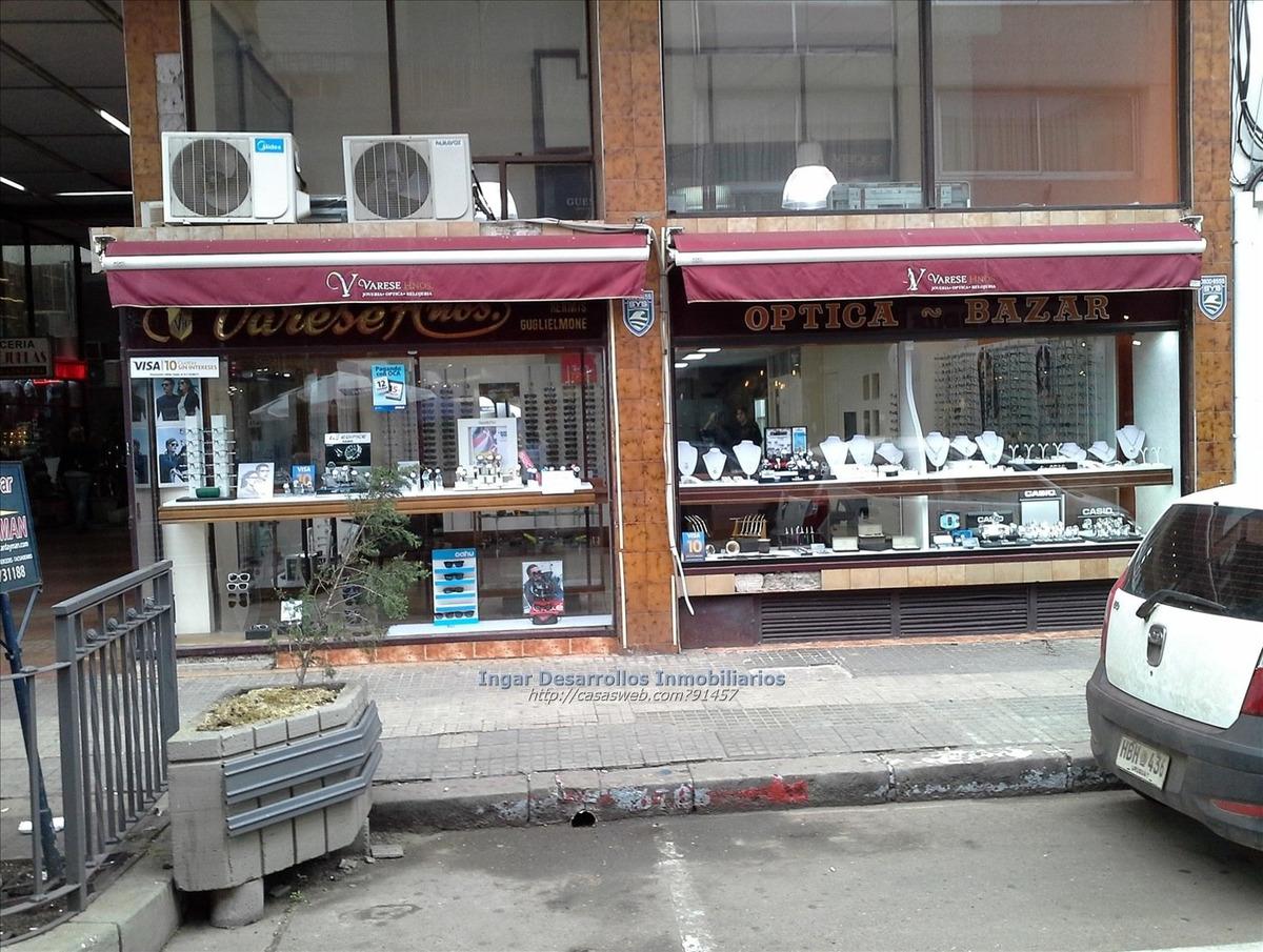 local en alquiler en pleno centro de salto, calle uruguay