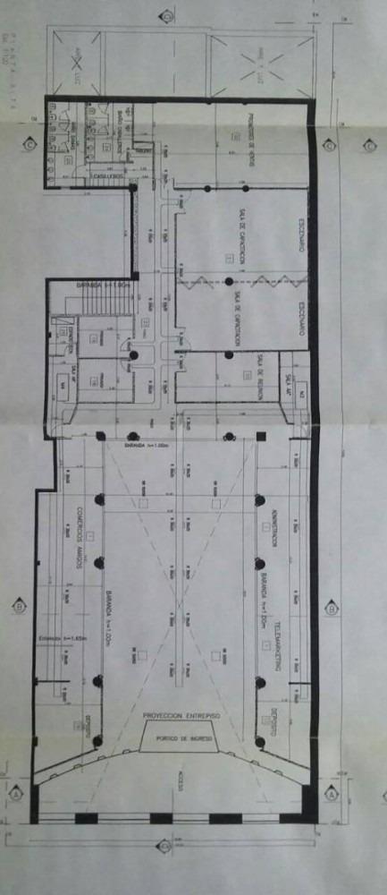 local en alquiler mitre 700 - 1477 m²