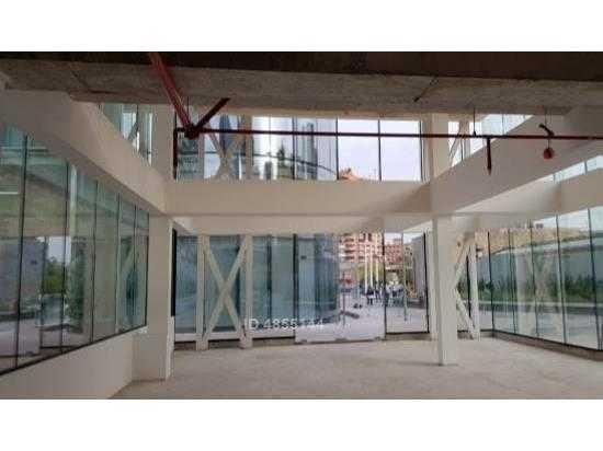local en bruto edificio nuevo metro manquehue