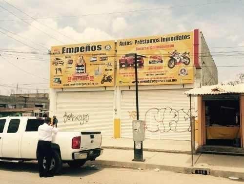 local en chimalhuacan arca de noe