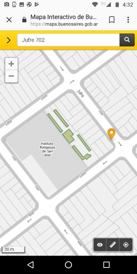 local en esquina son 4 locales sobre lote de 26.5 mts