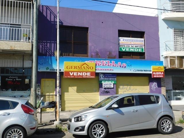 local en excelente ubicación comercial o ideal constructor
