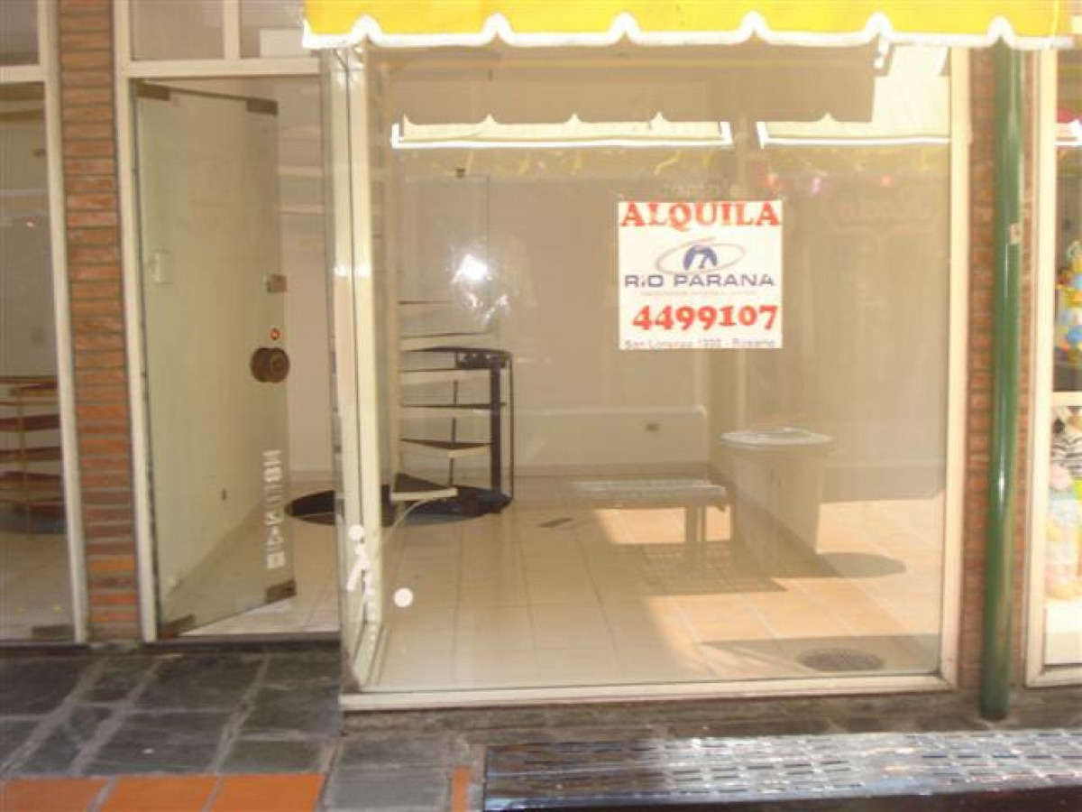 local en galeria calle angosta rioja 1178