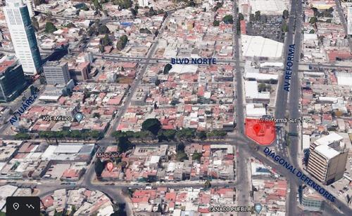local en renta 190 m2 en av. reforma y diagonal defensores. col. la paz