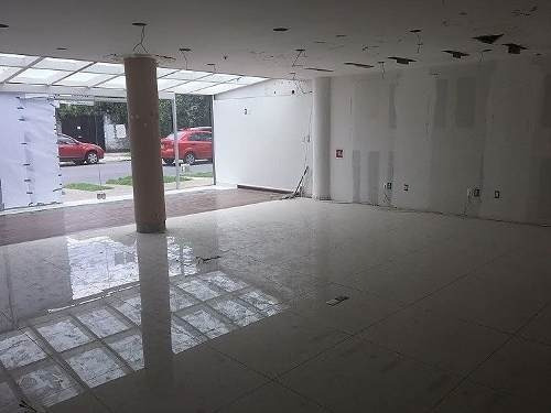 local en renta de 60m2 a pasos de masaryk, polanco