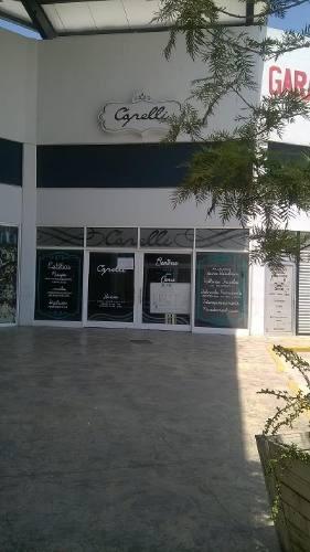 local en renta en centro comercial san pedro / irapuato (guanajuato).