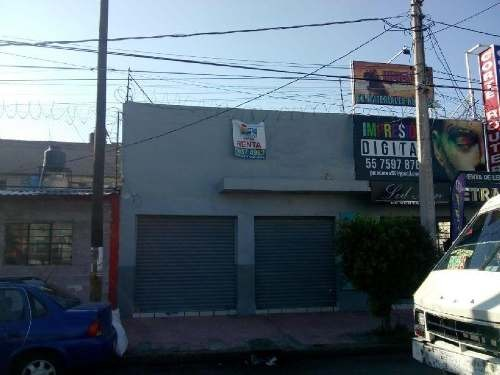 local en renta en nezahualcoyotl, local en renta a pie de avenida adolfo lopez mateos.