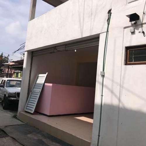 local en renta en nicolás romero ( av. benito juarez )