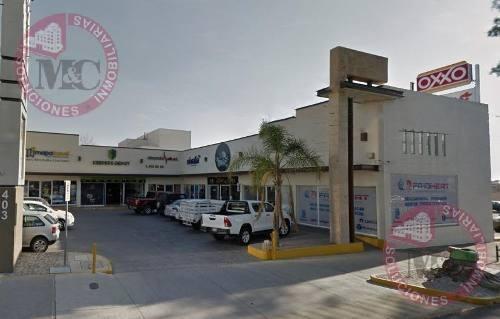 local en renta en plaza providencia al sur de ags