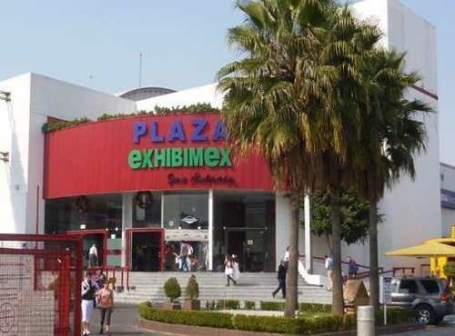 local en renta l-20 plaza exhibimex