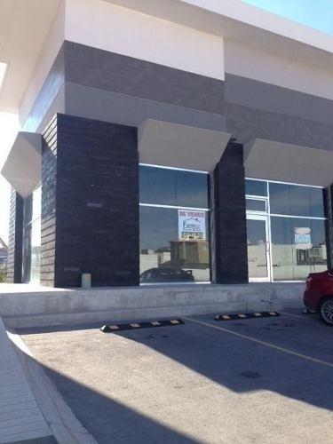 local en renta o venta plaza creta en puerta norte, chihuahua