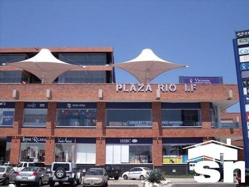 local en renta plaza río lr-1714