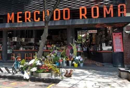 local en traspaso  dentro de mercado roma