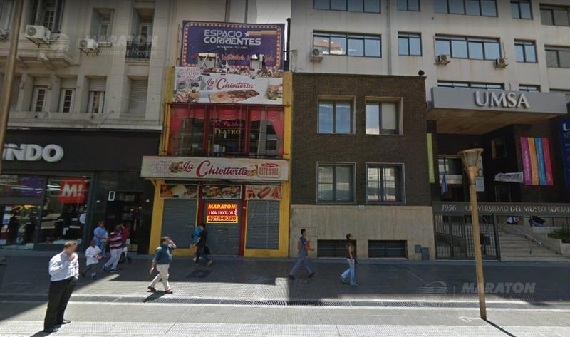local en venta / alquiler en centro porteño, sobre av. corrientes peatonal