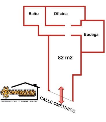 local en venta, colonia hipódromo. (odl-0121)