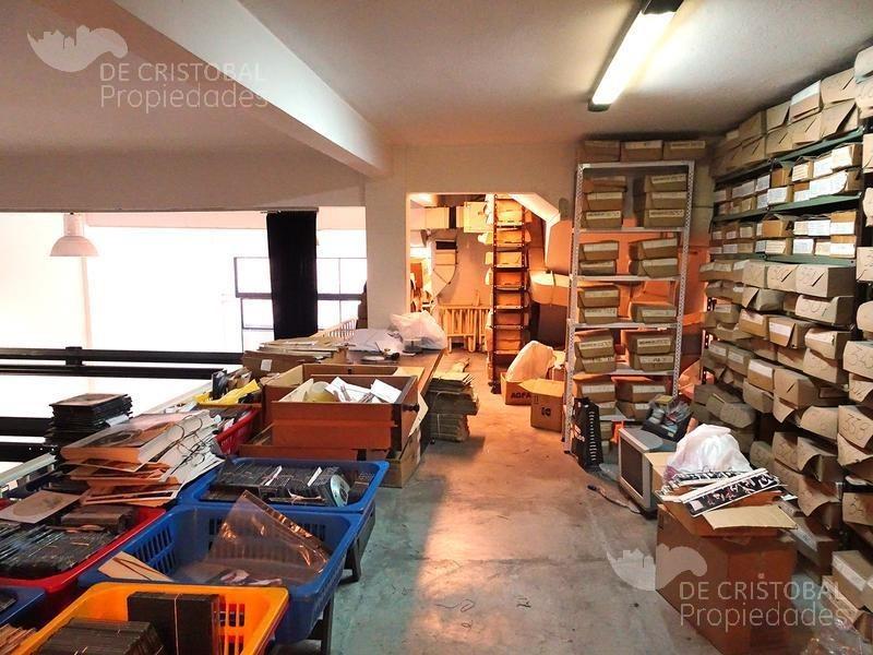 local en venta (con renta) en nuñez, a metros de avenida del libertador