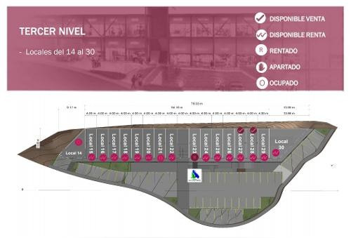 local en venta en punto capital norte