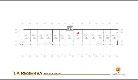 local en venta la reserva torre 31 el campanario. clv190625-ae