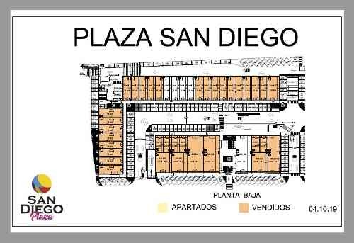 local en venta plaza san diego