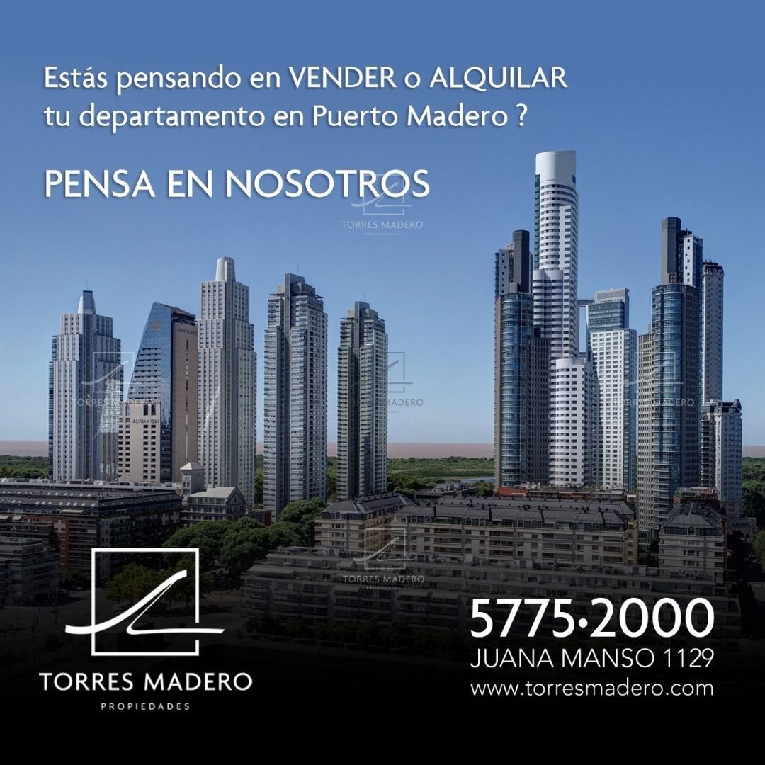 local  en venta ubicado en puerto madero, capital federal