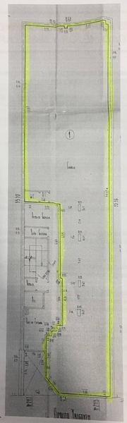 local en venta,  u$d 815 x m2. 233 m2 en planta baja. con entrada para autos
