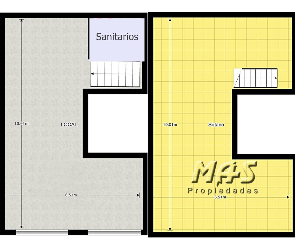 local en venta villa pueyrredon 112m2 .