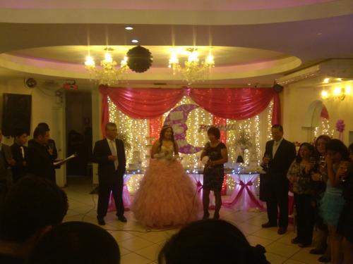 local  para 15 años en jesus maria,bodas,baby shower,eventos