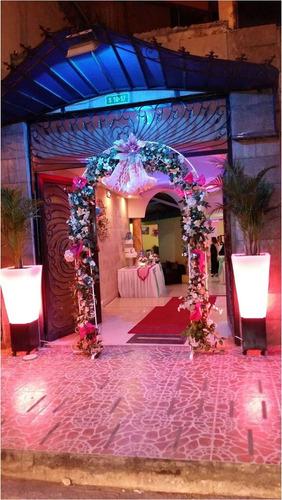 local para fiestas, eventos y  reunión social o empresarial
