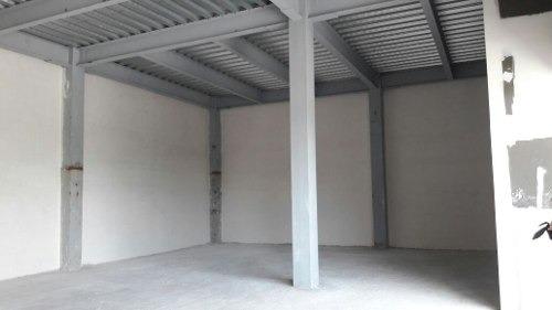 local  plaza  comercial  1er piso, doble altura. milenio iii