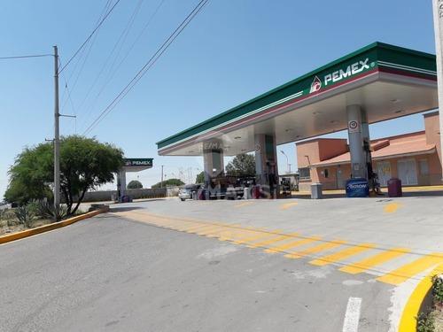 local renta en gasolinera, chichimequillas