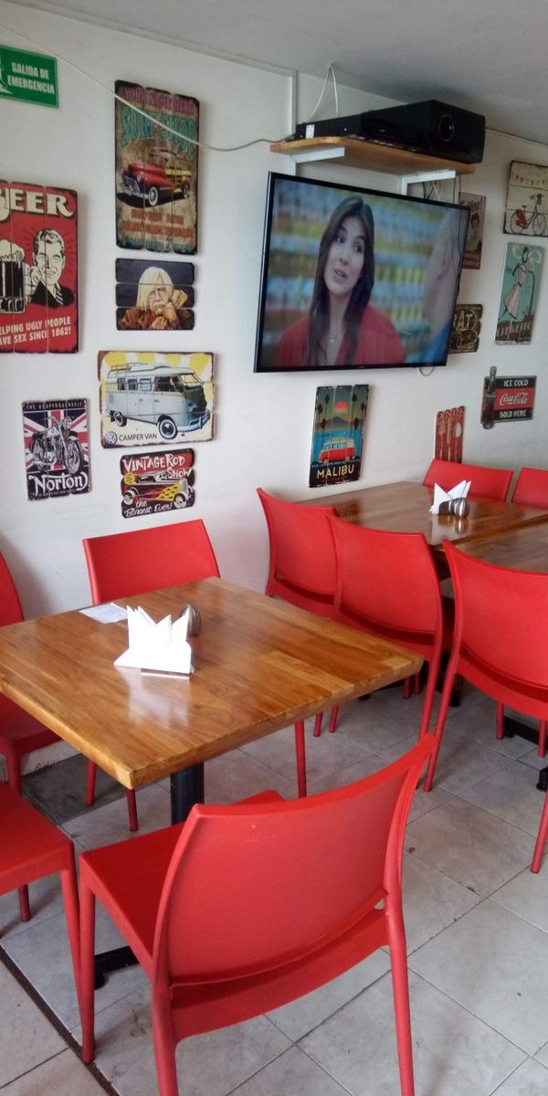 local restaurante 7 de agosto