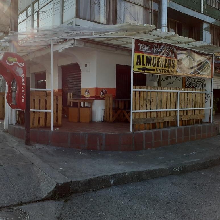 local restaurante
