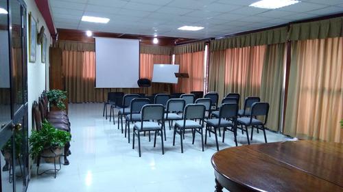 local sala capacitaciones,conferencias,cursos, miraflores