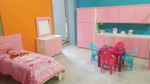 local salon de fiestas infantiles, equipado nuevo.
