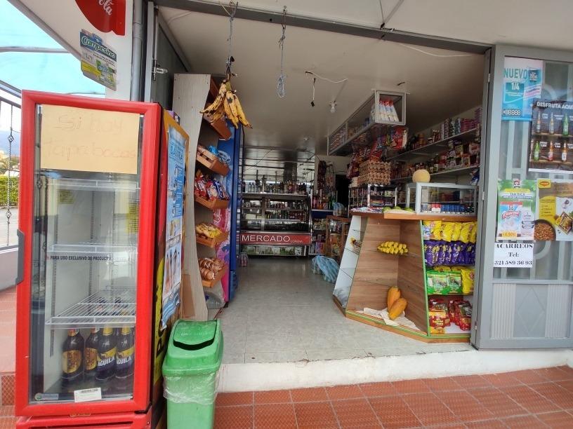 local supermercado super ganga excelente punto