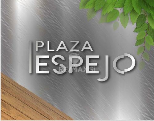 local venta/renta plaza espejo