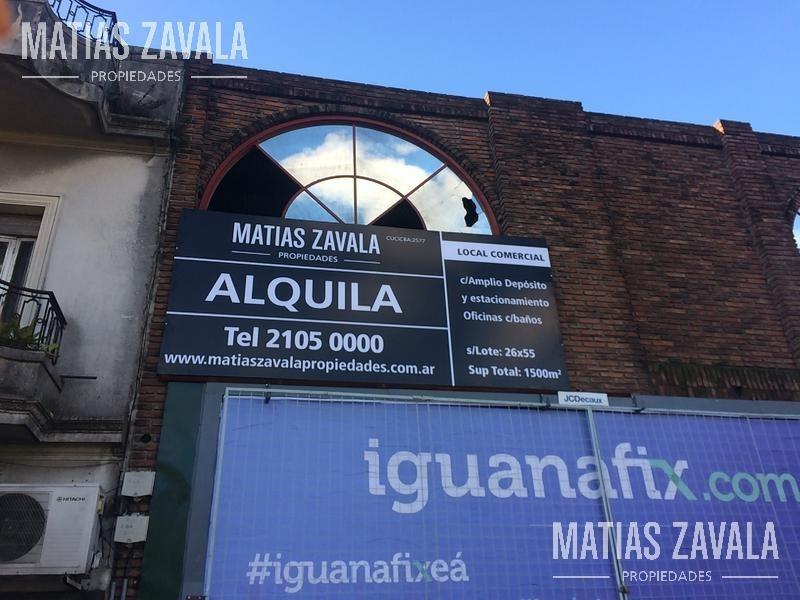 local - villa urquiza