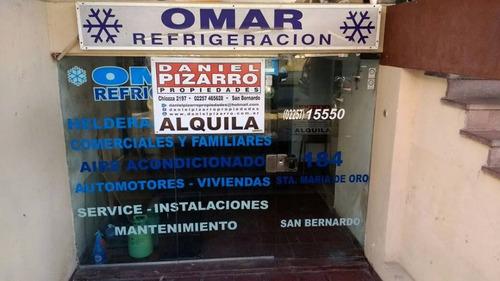 local + vivienda - 104 - en venta - san bernardo
