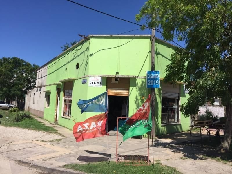 local y departamento en venta a reciclar o demoler en beriss