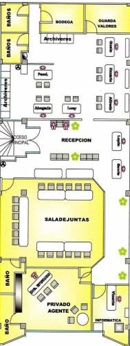 local y oficinas en renta ejército mexicano