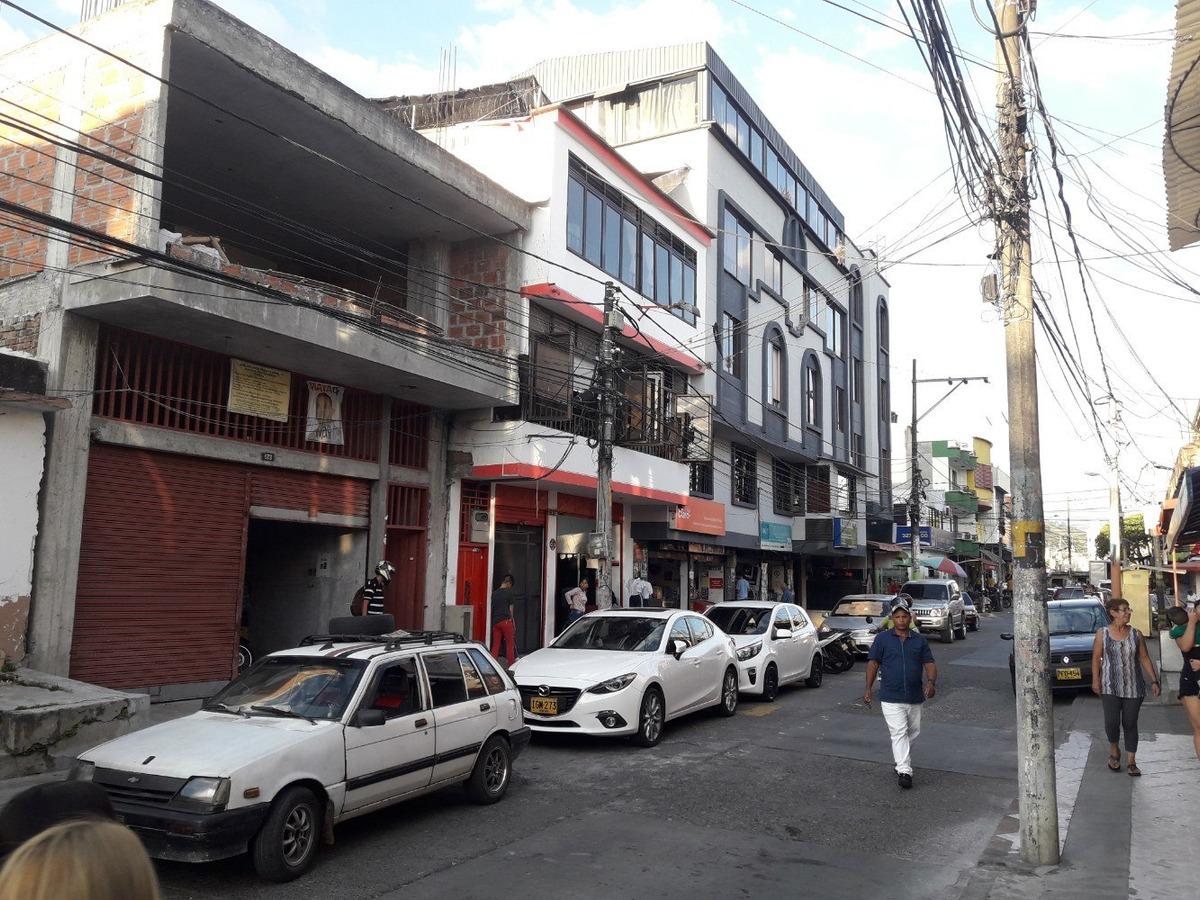 local zona comercial